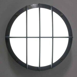 Akzentlicht Nástěnné světlo Sun 8 LED hliník, 4000K 13W