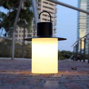 ALMA LIGHT BARCELONA LED terasové světlo Nautic, bez USB, antracit