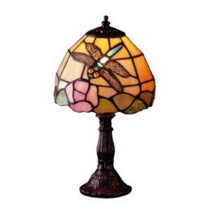 Artistar Tiffany styl stolní lampa JANNEKE