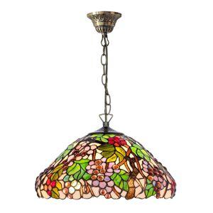Artistar Závěsné světlo KT9810+C2 ve stylu Tiffany