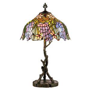 Artistar Stolní lampa KT1082+AG711P v Tiffany stylu