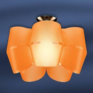 Artempo Italia Stropní světlo Sky Mini Alien oranžové