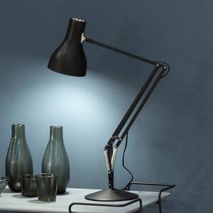 Anglepoise Anglepoise Type 75 stolní lampa sametová černá