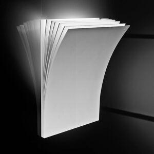 Axo Light Axolight Polia LED nástěnné světlo bílé 19cm