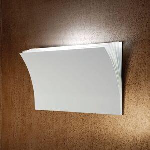 Axo Light Axolight Polia LED nástěnné světlo bílé 45cm