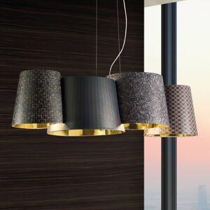 Axo Light Axolight Melting Pot 115 závěsné světlo tmavé