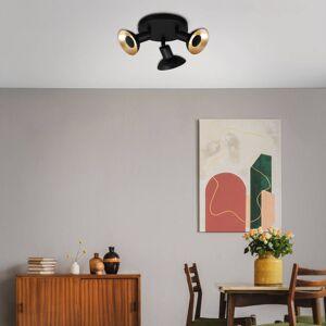 Briloner LED stropní svítidlo Kukui, tři zdroje
