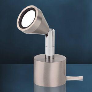 Busch Otočná stolní lampa LED MINI, teplá bílá