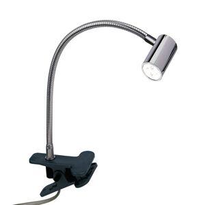 Busch Praktická LED lampa se svorkou Karen