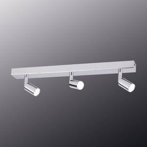 Busch Moderně ztvárněné LED stropní svítidlo 3zdrojové