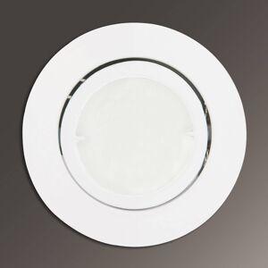 Busch Joanie - LED podhledové svítidlo v bílé, kulaté