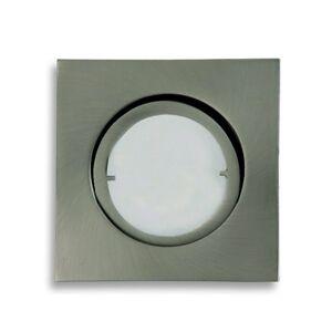 Busch Kartáčované LED podhledové svítidlo Joanie, železo