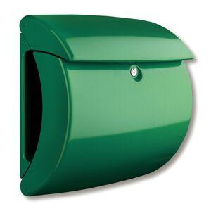 Burgwächter Poštovní schránka Kiel z plastu, zelená