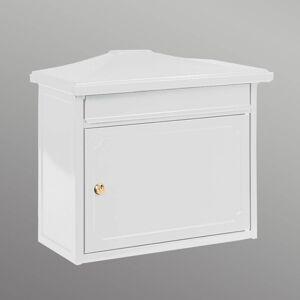 Burgwächter Kopenhagen poštovní schránka bílá