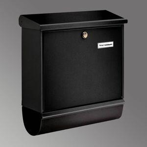 Burgwächter Poštovní schránka COMFORT-SET, trubka, černá