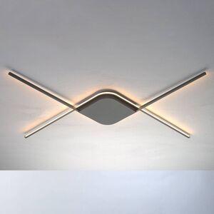 BOPP Bopp Less - LED stropní svítidlo, antracit