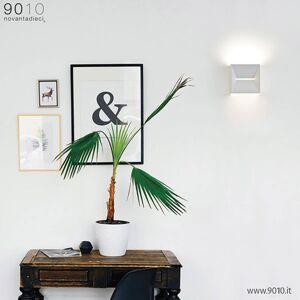 9010 LED designové nástěnné světlo 2511, 2700K, stmívač