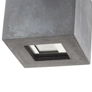 9010 LED stropní světlo 1094 venkovní, černá