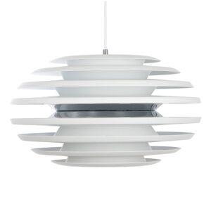 BELID Závěsné světlo Ellipse 50 cm bílé/chrom