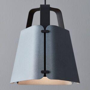 BELID Závěsné světlo Fold, betonová struktura, 33,3 cm