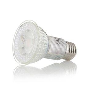 BELID LED stropní svítidlo Bizzo, hliník, čiré sklo