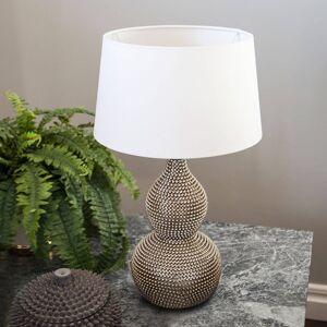 By Rydéns By Rydéns Lofty stolní lampa stínidlo textil bílá