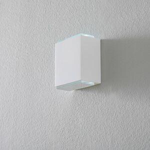 BEGA BEGA 23013 LED nástěnné světlo 3000K 9cm, bílé