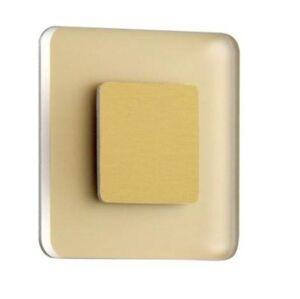 Podhledové světlo na schodiště SWIFT, 8xLED, 20lm, denní bílá, zlaté Ldst SWIFT SW-01-SZ-BC8