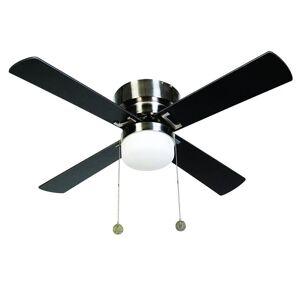 Reverzní stropní ventilátor na řetízkové ovládání s osvětlením LUCCI AIR NORDIC Beacon lighting B-VEN-512108
