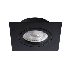 Podhledové výklopné bodové osvětlení HAMA L50, 1xGX5,3, 50W, černé K.l.x. HAMA