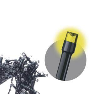 LED vánoční venkovní závěs s časovačem, 1,1m Emos ZY2058