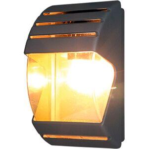 Venkovní nástěnné svítidlo MISTRAL, černé, 180mm Nowodvorski MISTRAL 4390