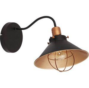 Nástěnné osvětlení GARRET, hnědé Nowodvorski GARRET 6442