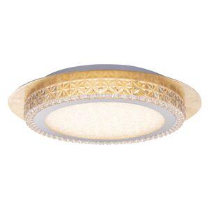 LED designové stropní osvětlení HAKKA, 350mm, zlaté Globo HAKKA 41912-18G
