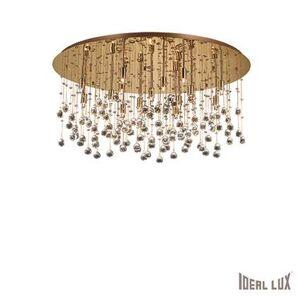 Stropní osvětlení MOONLIGHT, zlaté Ideal lux MOONLIGHT 82790