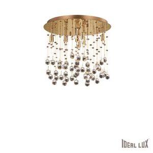 Stropní svítidlo MOONLIGHT, zlaté Ideal lux MOONLIGHT 80932
