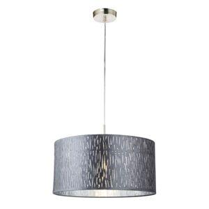 Stříbrné závěsné osvětlení TAROK Globo TAROK 15265H
