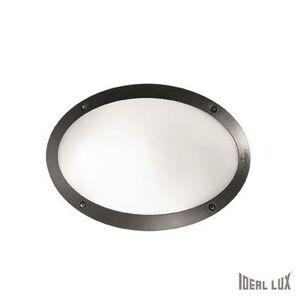 Venkovní nástěnné svítidlo MADDI, černé Ideal lux MADDI 96704