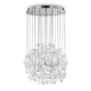 Designové závěsné svítidlo BOLLICINE, bílé Ideal lux BOLLICINE 87924