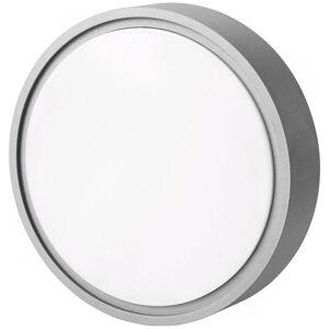 Venkovní nástěnné / stropní LED osvětlení MERKUR-C, 12W, denní bílá, 22cm, kulaté, IP54 Nipeko MERKUR-C 9570074