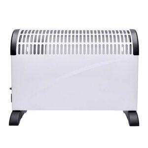 Solight horkovzdušný konvektor 2000W, ventilátor, časovač, nastavitelný termostat Solight KP04