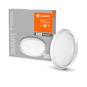 Chytré LED stropní osvětlení SMART WIFI ORBIS PLATE, 24W, teplá bílá-studená bílá, 43cm, kulaté, bíl Ledvance SMART WIFI ORBIS PLATE