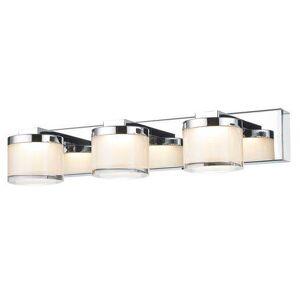 Nástěnné moderní LED svítidlo LOPEZ, 9W, teplá bílá Italux Lopez MB1274/3