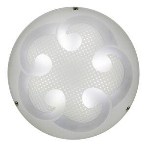 LED stropní přisazené osvětlení ORISTANO, 10W, studená bílá, 30cm, kulaté Clx