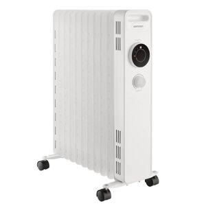 Pojezdový olejový radiátor, 2300W, 3 stupně výkonu, 11 článků Concept RO3311