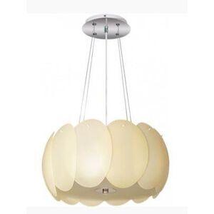 Moderní závěsné osvětlení AURORA, 40cm, béžové Vesta light AURORA 54535