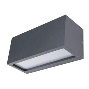 Venkovní nástěnné osvětlení TONY, tmavě šedé Palnas TONY 66002019