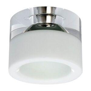 Podhledové moderní svítidlo DOWNLIGHT, bílé Emithor ELEGANT GLASS FIX 71014