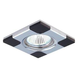 Podhledové designové osvětlení DOWNLIGHT, hranaté Emithor ELEGANT METAL FIX 71031