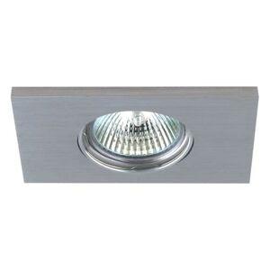 Vestavné hranaté osvětlení DOWNLIGHT, flexibilní Emithor ELEGANT METAL FIX 71049